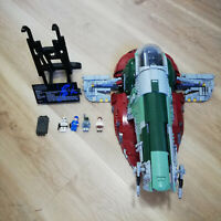 LEGO Star Wars 75060 Slave 1 UCS  - Rare Retired Set