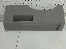 Saturn Vue Dash Column Cover Knee Bolster 2003 Gray 22729990