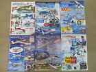 Tower Hobbies 2013 Tower Talk - Complete Set of Six Issues - USED -