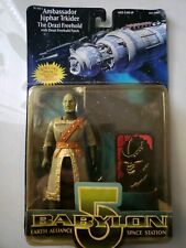 Ambassador Juphar Trkider the Drazi Freehold Babylon 5 Action figure