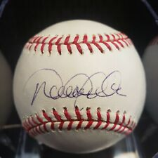Derek Jeter Sweet Spot Signed Autographed Baseball Yankees