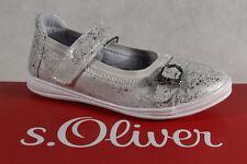 S.Oliver Ballerina Silver/White New