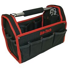 "Professional 13"" TOOL CADDY BAG Store Tools Equipment Plumbers Electricians"