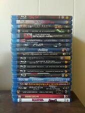 Pick One - Blu-Ray Movies - Sci-Fi - Action - Superhero - Fantasy