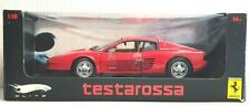 1/18 Hot Wheels Elite FERRARI TESTAROSSA RED diecast car model