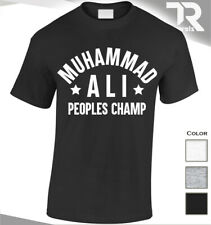 NEW MUHAMMAD ALI T SHIRT MMA GYM BOXING BEAST MOTIVATION CLOTHING UFC WORKOUT