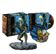 Iron Maiden 'Fear Of The Dark' Collector's Edition CD Box w/ Figurine - NEW