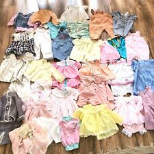 Vintage girls clothing lot, Vintage dresses other 30 piece, girls dresses mixed