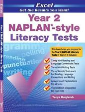 Excel Naplan-style Literacy Tests Year 2 by Tanya Dalgleish