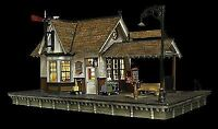 WOODLAND SCENICS N SCALE THE DEPOT LTD | BN | 4942