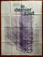 Plakat Le Letzte Sprung Edouard Luntz Maurice Ronet Cathy Stieg Der 120x160cm