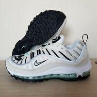 Nuevo Para mujeres Zapatos Deportivos Nike Air Max 98 Negro