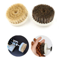 60mm Drill Powered Scrub Heavy Duty Cleaning With Stiff Bristles Clearn Tools HU