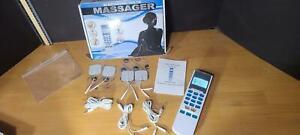 HEALTHMATEFOREVER Electronic Pulse Massager Muscle Stimulation Electrode YK15AB