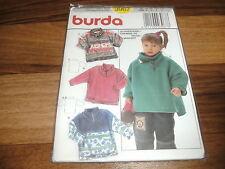 BURDA-BABY Schnittmuster 3967              3x  SCHNEEHEMD             86-110