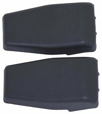 Liftgate Hinge Covers Black Plastic for 2007-2018 Jeep Wrangler  Kentrol 70016