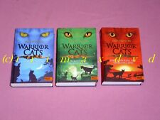 Warrior Cats 3x Special Adventur - Blausterns & Feuersterns & Wolkenclans