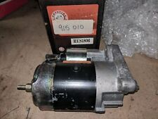 Demco Remy Starter Moteur drs5010 Fits Renault 11 21 Extra