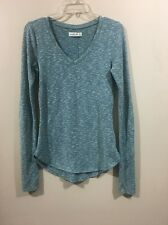 Ladies Abercrombie And Finch Size Extra Small V-Neck Sweater