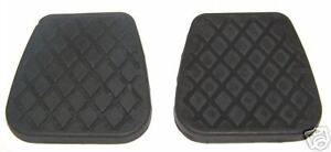 Rover 45, 200, 400 pedal rubber set. New !