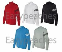 ADIDAS GOLF - Mens S-3XL, 1/4 Zip, FRENCH TERRY, CLIMALITE Pullover Jacket Shirt