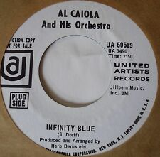 AL CAIOLA ~ GUITAR ROCKER 45 United Artists PROMO 45 ~ HEAR IT ~ NEAR MINT!