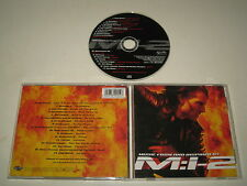 MISSION IMPOSSIBLE 2/SOUNDTRACK/MITCHELL LEIB(EDEL/0109052HWR)CD ALBUM