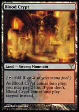 Cripta di Sangue - Blood Crypt MTG MAGIC Dis Dissension Italian GOOD