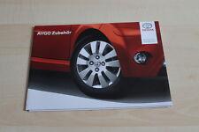 139789) Toyota Aygo - Zubehör - Prospekt 05/2012