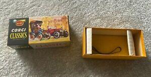 9012 Ford Corgi Classics -original empty box