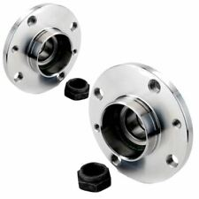 For Fiat 500 2008-2015 Rear Hub Wheel Bearing Kits Pair
