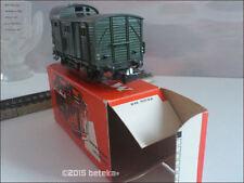 Modellbahn-Güterwagen der Spur H0 aus Weißmetall für Wechselstrom