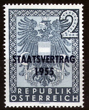 Österreich 1017 **, Staatsvertrag