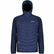Regatta Mens Andreson II Hybrd Stretch Padded Softshell Jacket L Navy 5020436489199