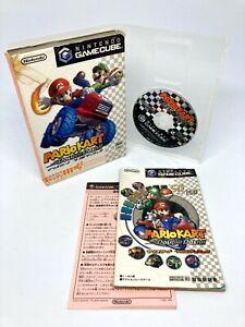 Nintendo Gamecube - Mario Kart Double Dash Versión Japan Full