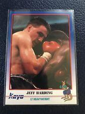 JEFF HARDING Australia  1991 KAYO Boxing #94  Pack Fresh w/Top Loader!