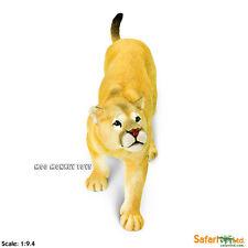 PUMA CONCOLOR  Safari Ltd 113189 Mountain Lion Animal Replica 1:9.4 scale NWT