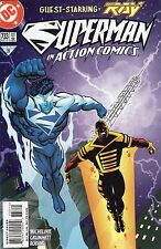 Action Comics #733 The Ray appearance DC Comics 1997 VF!!!