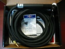 17-25R TIG Torch 150AMP Gas Cooled - 25' by CK Worldwide for Weldmark