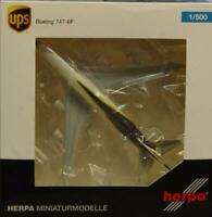 Herpa 531023-001 UPS Airlines Boeing 747-8F - N607UP