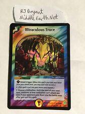 DM-11 5/55 Miraculous Truce Duel Masters Blast-O-Splosion of Gigantic Rage