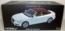 Véhicules miniatures rouge NOREV pour Audi
