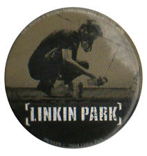 Linkin Park LP Photo 1 inch Button Pin Badge Grunge Punk alternative