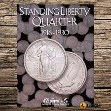 Standing Liberty Quarters 1916-1930  Folder #2687