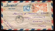 Indochine - Enveloppe de Saïgon pour la France - réf O73