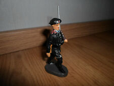 Lineol Elastolin marching / walking Panzer Tank soldier with rifle WWII