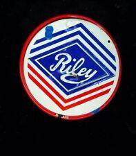 1953 Wheaties cereal premium car emblem - Riley