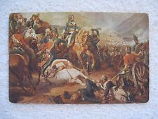 Battle of Rivoli 1797 Postcard Les Editions Nomis Paris Printed in France