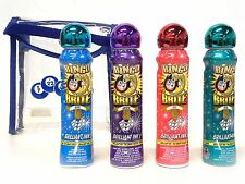 Bingo Dauber Tote Bag - Set of 4 - 1.5oz (43 ml) Bingo Brite Ink (K-4-A26)
