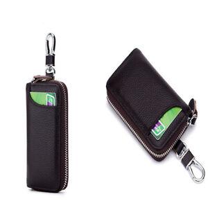 Clip Car Key Case Coin Purse Purse Fashion Household Mini Wallet Pouch Holder C